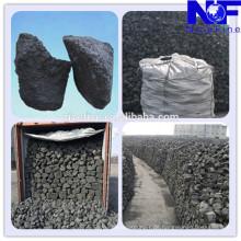 China Fester Kohlenstoffkokshersteller des festen Kohlenstoffs 88% im Porzellan