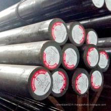 AISI 4140 Barre en acier alliage laminé à chaud