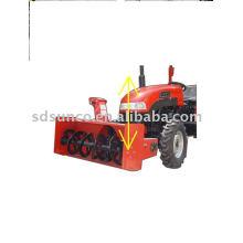Schneefräse für 4W Traktor