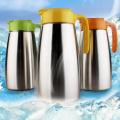Alta Qualidade Facilmente Limpo 1.6L Pote De Água Em Aço Inoxidável Chaleira De Água Fria