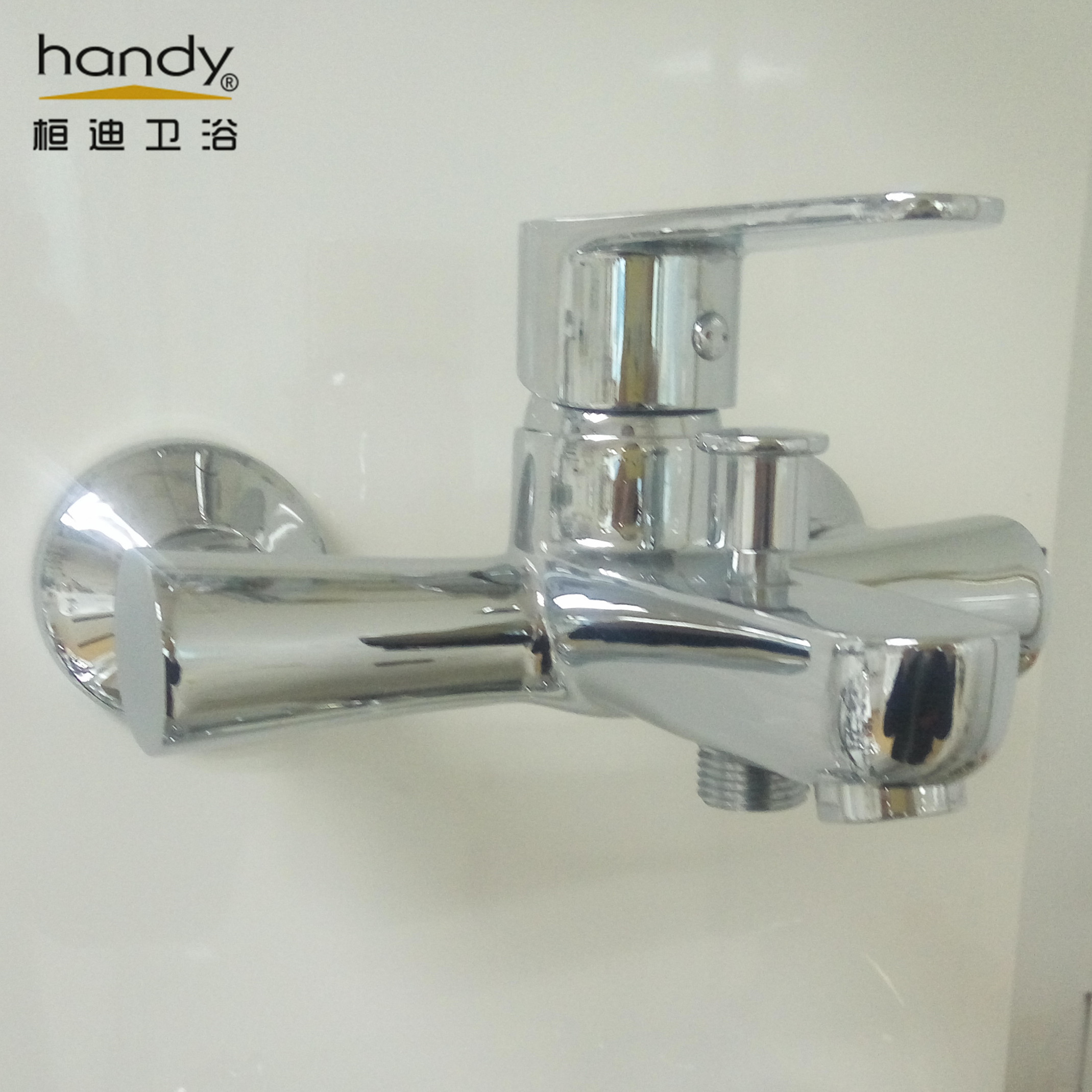 BRASS BATH SHOWER MIXER