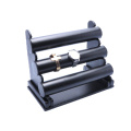Triple Black Watch Display Stand Retail and Watch Shelf Wholesale