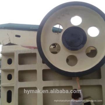 PEF1215 stable global supplier large yeild jaw crusher and parts