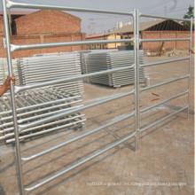 Baratos paneles de ganado galvanizado para la venta