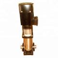 Vertikale mehrstufige Wasserpumpe aus Edelstahl der Serie MZDLF32