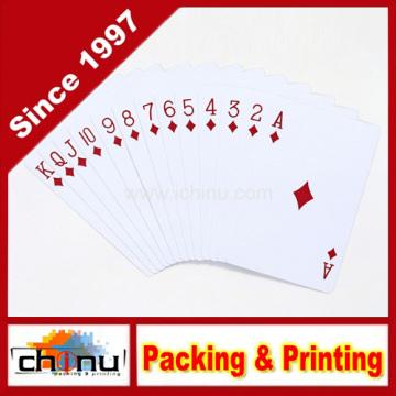 Customized Advertising Playing Cards / Poker / Bridge (430012)