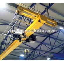 CE Certification European Type Electric Single Girder Overhead Crane