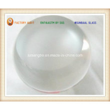 Glass Ball With Bottom