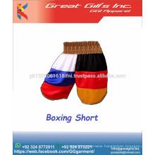 New Model 2016 Boxing Shorts Boxing Trunk / Flag Printing Kick Boxing Short