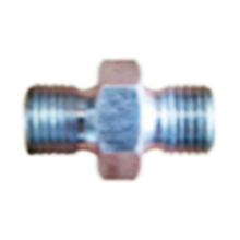 H.p. Nipple 250bar G1/4M-G1/4M Tropicalized Steel