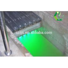 Esterilizador UV industrial para el tratamiento de aguas residuales filtro autolimpiante purificador de agua uv