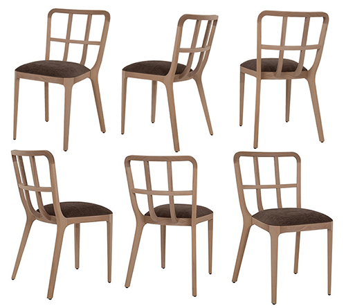 Kago Dining Chairs
