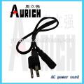 Fil PVC Standard UL câble isolé cordon d'alimentation