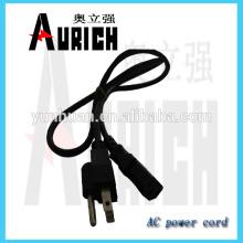 UL Standard PVC isolé cordon d'alimentation avec câble