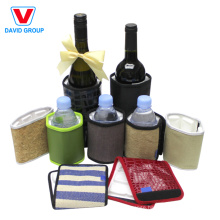 2018 New Design Wine Bottle Chilling Sleeve
