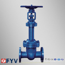 DIN Bellow Sealed Gate Valve