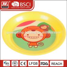 plastique de qualité alimentaire compenser la plaque d'impression thermique diffuseur