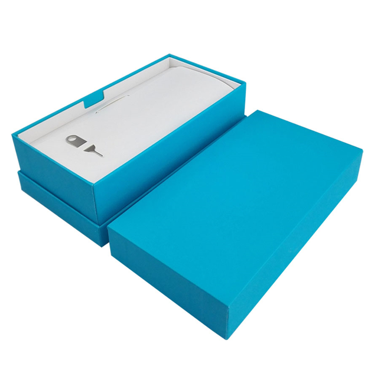 Rigid Cardboard Phone Packing Box For Mobile Phone