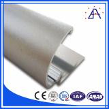 Mutiple shape aluminum profile half round