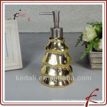 Distribuidor de loção decorativo em cerâmica