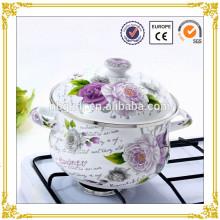 enamel indonesia bugil foto gadis artis flower pot with SS rim