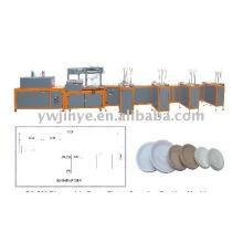 Platos de papel desechables JYBS-560 embalaje la máquina de conteo