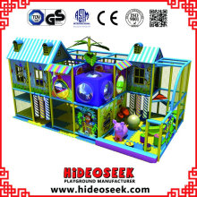 Small Area Indoor Playground for Daycare Center