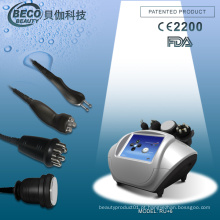 Multipolar RF & Cavitation Slimming Machine