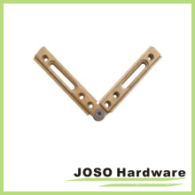 360 Degree Shower Door Header Adjustable Corner Brackets (AS14)