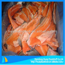 frozen chum salmon fillet fresh seafood