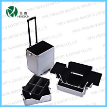 Professional Beauty Aliminum Makeup Case (HX-PT005)