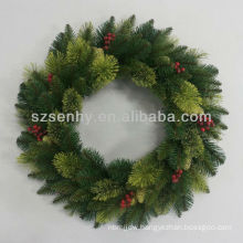 Artificial Christmas Wreath for Home Decoration