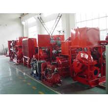 UL Fire Fighting Pumpen Pakete mit Diesel Electric Jockey Pumps