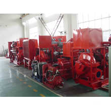 UL Fire Fighting Pumps Packages with Diesel Electric Jockey Pumps