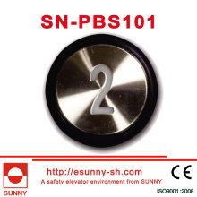 LED iluminado botón (SN-PBS101)