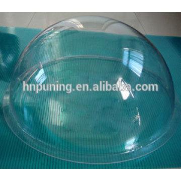 Folha de clarabóia de policarbonato novo material