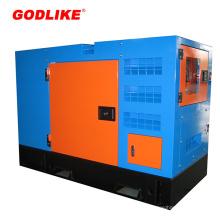 Precio de fábrica Super Silent Diesel Generator Set con motor chino (8KW / 10kVA)