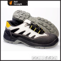 Industrial Leather Safety Shoes with PU Sole (SN5399)