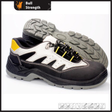 Low Cut Leather Safety Shoe with Steel Toe&Midsole (SN5399)