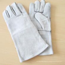 Полную ладошку сварки защитные перчатки с кожаными АВ/BC Ранг