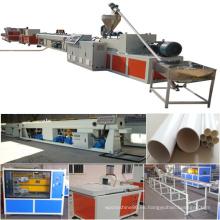 Máquina de extrusión de tubos de PVC Línea con Ce e ISO