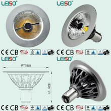 Unique 3D COB Reflector CREE Chip Spotlight LED Ar70 (LS-S607-A-CWW)