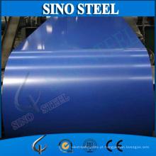 Bobina de aço revestida da cor da categoria de CGCC aço galvanizado PPGI
