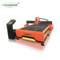 cheap plasma cutting machine with rotation device for plate steel and circle tube