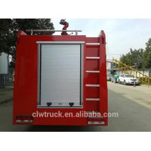 Caminhão de combate a incêndio do melhor preço, caminhão de fogo de 3 toneladas para a venda