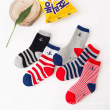 Children Cotton Socks Winter Socks Warm Cushion Socks