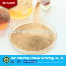 Teñido / Textil Dispersant Naphthalene Sulfonic Acid Formaldehyde