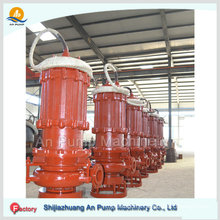 Heavy Duty Submersible Bilge Ballast Marine Sea Water Fire Pump