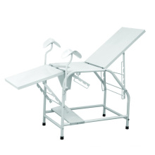 Mesa de entrega de acero inoxidable del hospital Wn642