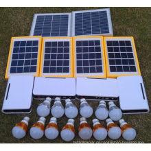 Solarstrom-ländliche LED-Licht-Lampen in der langen Beleuchtungs-Zeit